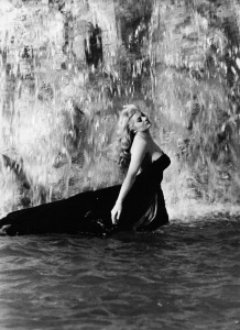 Shot from La Dolce Vita