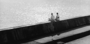 Shot from Tokyo Story