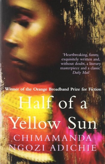 Half a Yellow Sun by Chimamanda Ngozie Adichie, review by Gabriella Edelstein and Claudette Palomares