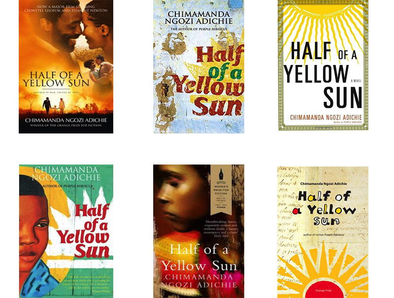 a comparison of midnights children by salman rushdie and half of a yellow sun by chimamanda ngozi ad