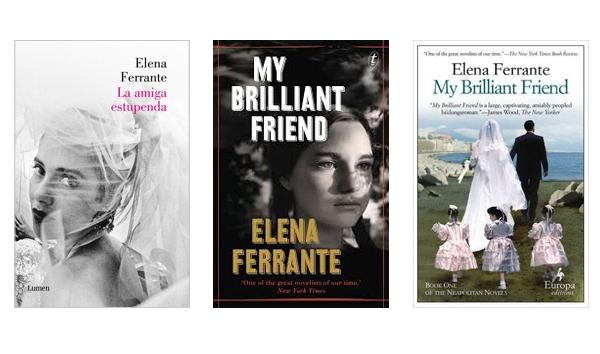 Brilliant Friend 3 books